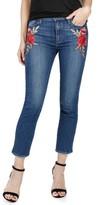 Paige Women's Jacqueline High Waist Straight Leg Jeans