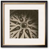 Art.com Nautical Aspect II Framed Art Print by Michael Kah