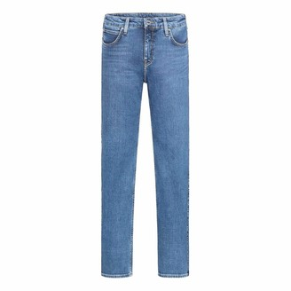 Lee Women's Classic Straight Plus Jeans