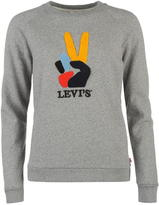 Levi's Levis Graphic Relaxed Sweatshirt