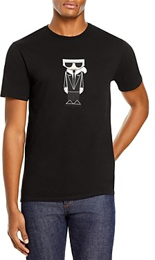 Karl Lagerfeld Paris Cocktail Graphic Tee
