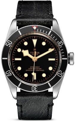 Tudor Black Bay Stainless Steel Watch 41mm