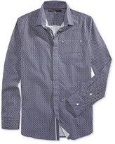 Sean John Men's Spliced Shirt, Only at Macy's