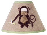 JoJo Designs Jo Jo Designs Sweet Monkey Time Lamp Shade