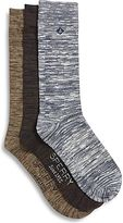 Sperry Cotton Slub Crew Sock
