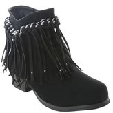 Jumping Jacks Toddler Girl's 'Sierra' Fringe Bootie