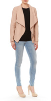BB Dakota Kenrick Leather Coat