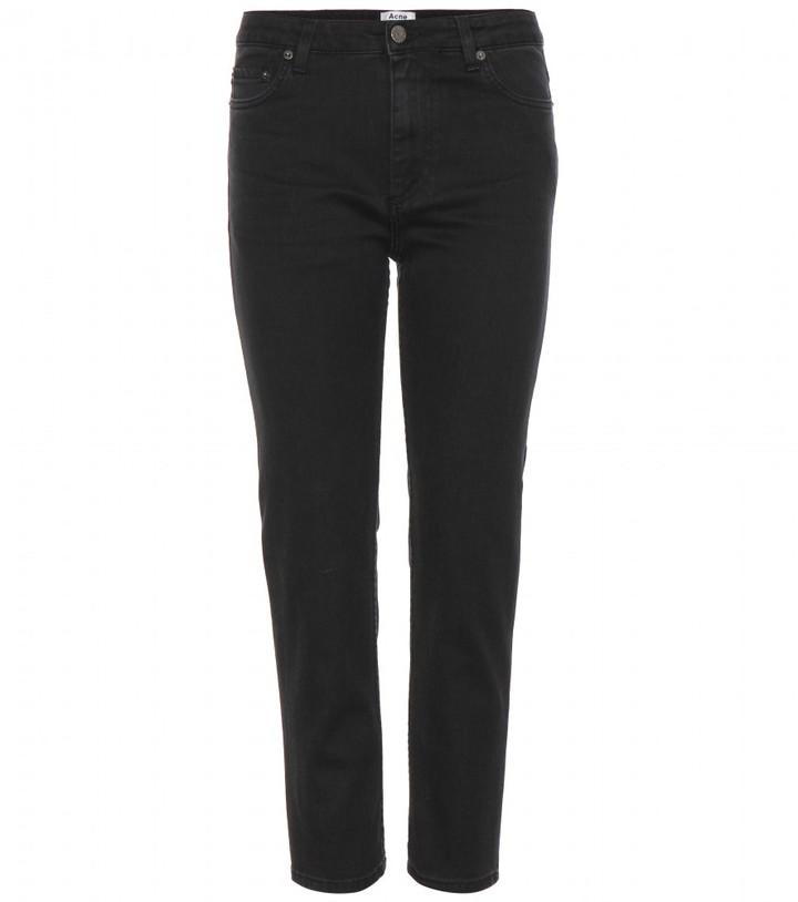 Acne Studios Pop Power cropped jeans