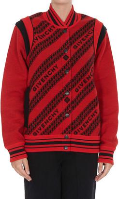 Givenchy Varsity Bomber Jacket
