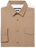 Gucci Solid Duke Fit Dress Shirt