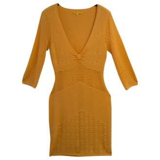 Catherine Malandrino Yellow Dress for Women