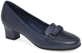 David Tate Perky Loafer Pump - Multiple Widths Available