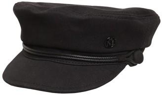 Maison Michel New Abby Cotton Hat