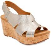 Clarks Women's Clarks, Caslynn Diem High Heel Wedge Sandal