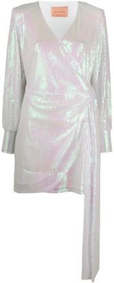Andamane Sequin Embellished Dress