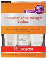 Neutrogena Advanced Solutions Complete Acne Therapy System