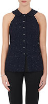 Nina Ricci WOMEN'S GLITTER TWEED VEST