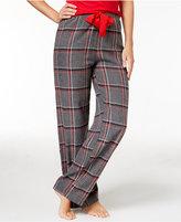 Hue Plaid Pajama Pants