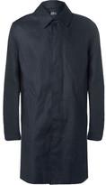 A.P.C. Cotton-Blend Gabardine Raincoat