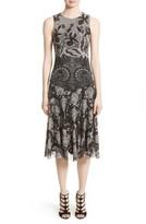 Fuzzi Women's Tulle A-Line Dress