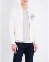 Polo Ralph Lauren Logo Cotton-blend Jacket