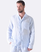 Bora Bora Blues Men's PJ Shirt