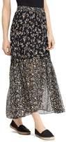 Lauren Ralph Lauren Floral Print Maxi Skirt