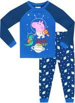 Peppa Pig George Pig Boys George Pig Glow In The Dark Pajamas