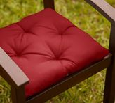 Pottery Barn Solid Dining Chair Cushion