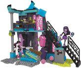 Mega Bloks Monster High School Fang Out Set by