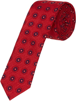 Oxford Silk Tie Sknny Red X