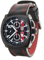 Luminox Tony Kanaan Valjoux Series 1180 Automatic Chronograph Watch - Leather Strap (For Men)