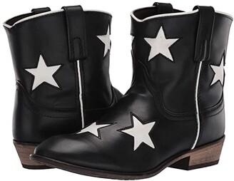 Laredo Star Girl (Black) Women's Boots