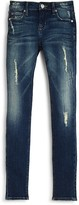 Hudson Girls' Distressed Dolly Skinny Jeans - Big Kid