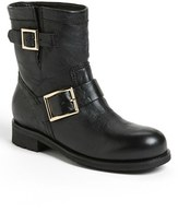 'Youth' Short Biker Boot