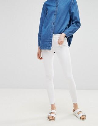 WÅVEN Freya Ankle Grazer Skinny Jeans