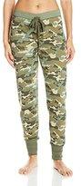 PJ Salvage Women's Misson Bound Camo Jogger Pant