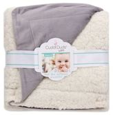 Cuddl Duds Velour Baby Blanket