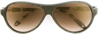 Victoria Beckham Round Frame Sunglasses