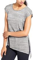 Athleta Side Tie Tee