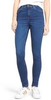 Topshop Women's Jamie High Waist Ankle Skinny Jeans