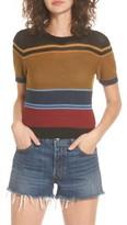 RVCA Women's Brightside Stripe Knit Sweater