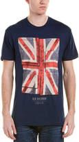 Ben Sherman Painted Union Jack T-Shirt