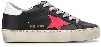 Golden Goose Hi Star low-top sneakers