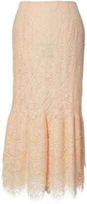 Jonathan Simkhai Beige Cotton Skirts