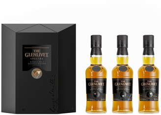 The Glenlivet The Glenlivet Spectra Single Malt Scotch Whisky 3 X 200ml