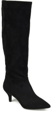 Journee Collection Women's Extra Wide Calf Vellia Boot Women's Shoes