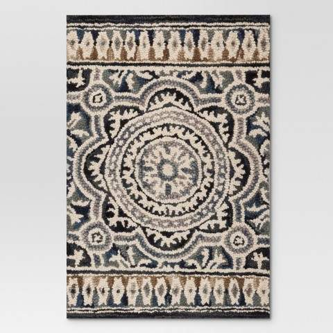 Threshold Floral Belfast Tufted Rug