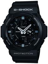G-shock G Shock Watch With Speed Display And World Time G-150-1aer