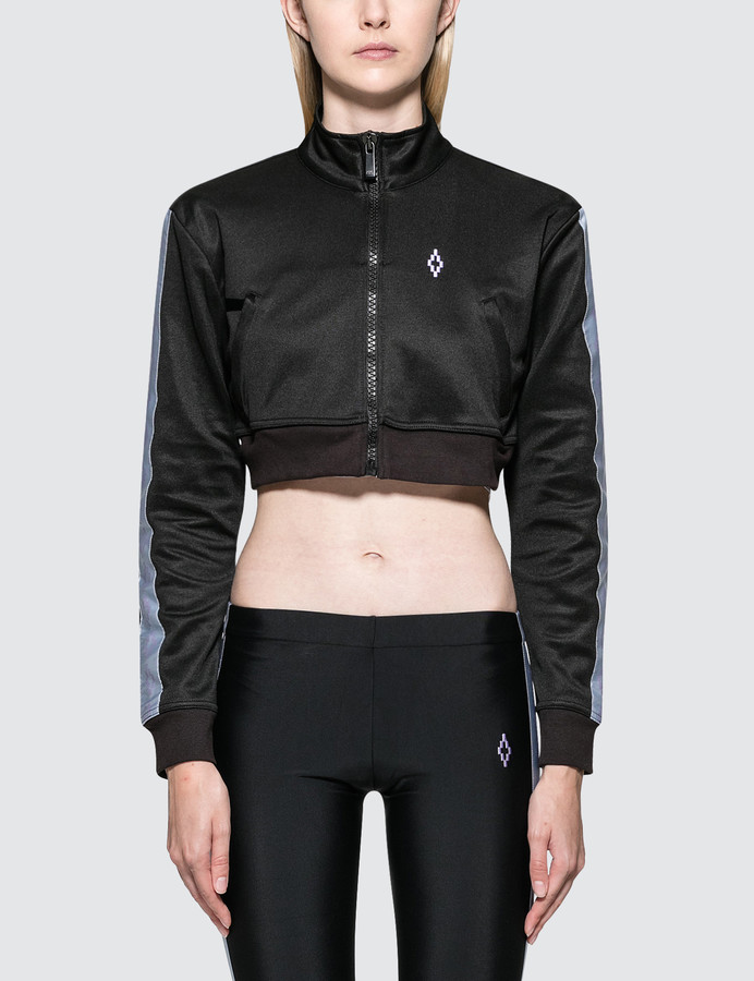 Cross Tape Track Jacket